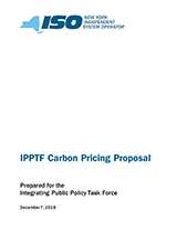 IPPTF Carbon Pricing Proposal