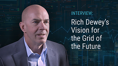NYISO CEO Rich Dewey on the Grid of the Future