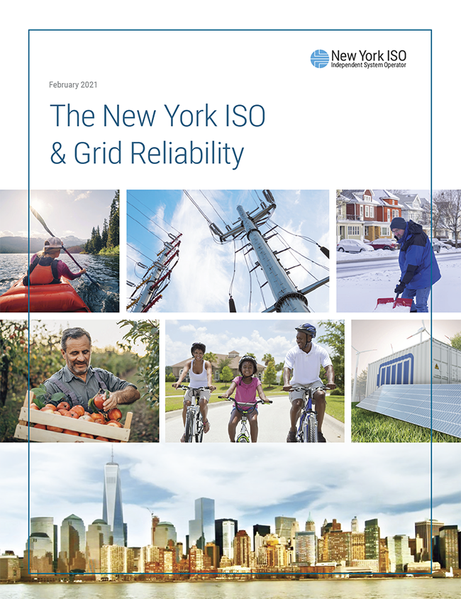 The New York ISO and Grid Reliability Report