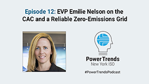 PODCAST Ep. 12: Emilie Nelson Advises the CAC that a System of Markets, Physics and People Will Produce a Reliable Zero-Emissions Grid
